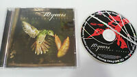 10 YEARS THE AUTUMN EFFECT CD HEAVY METAL HARD ROCK ALTERNATIVE