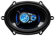 "Planet Audio AC573 300 Watt Max 5"" x 7"" Anarchy Series 3-Way Coaxial Car Speaker"