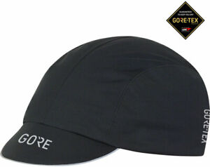 GORE C7 GORE-TEX Cycling Cap - Black, One Size