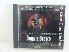 Dossier de presse sonore Film Donnie Brasco JOHNNY DEPP AL PACINO