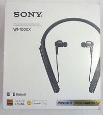 Sony WI1000X Wireless Noise Cancelling Wireless Bluetooth Stereo Headphone
