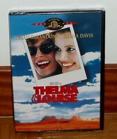 THELMA & LOUISE THELMA Y LOUISE-DVD-NUOVO-SIGILLATO-DRAMMA-SUSAN SARANDON