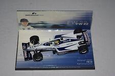 MINICHAMPS 1 43 Williams F1 BMW Fw22 Ralf Schumacher