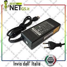 Alimentatore Caricabatterie Caricatore per LENOVO IDEAPAD G505 90W USB 01056