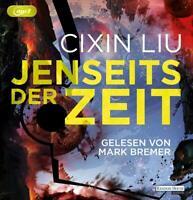 MARK BREMER - JENSEITS DER ZEIT  3 MP3 CD NEU