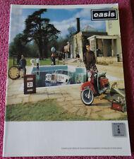 OASIS, BE HERE NOW Guitar Tablature, TAB, Sheet Music Book, Songbook