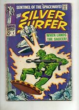 Silver Surfer #2 1ST FIRST APP The BADOON 68-Page Square-Bound Giant 1968 VG 4.0