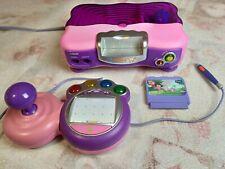 Console V.Smile + jeu Dora / VTech Gameconsole Spielekonsole