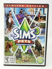 The Sims 3 Pets Expansion Pack Limited Edition PC MAC Game