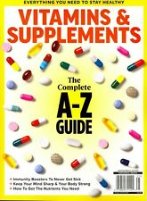 Vitamins & Supplements The Complete A-Z Guide (Centennial Health 2019)
