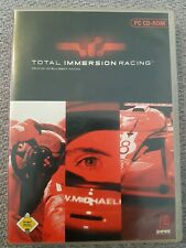 Total Immersion Racing von Activision Blizzard | PC Game | Sammlerstück, Top!