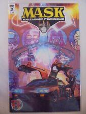 M.A.S.K. #2 IDW NM Comics Book