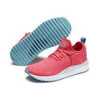 PUMA Pacer Next Cage Metallic Sneakers JR Girls Shoe Kids