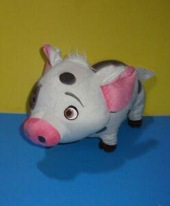 "Disney Movie Moana Plush Pua The Pig Cuddle 16"" large stuffed Animal Pal"