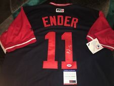 Ender Inciarte Signed Atlanta Braves Jersey Players Weekend Ender PSA/DNA