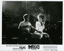 FEDERICO FELLINI AMARCORD  1973 VINTAGE PHOTO ORIGINAL #13