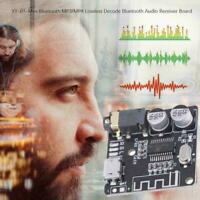 Bluetooth Audio-Empfängerplatine Bluetooth 5.0 Mp3 Board Lossless Heiß Deco B4Z0