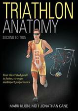 Triathlon Anatomy.by Klion, Cane  New 9781492588801 Fast Free Shipping<|