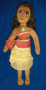 "Disney MOANA 10"" Plush Doll."