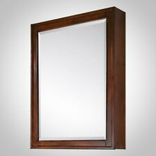 Avanity Madison 28 in. Mirror Medicine Cabinet in Tobacco Madison-Mc28-To