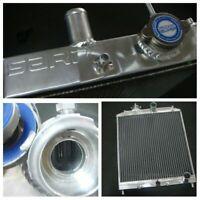 NEW SARD Racing 2 Row Alloy Coolant Radiator Lancer CC EVO 1 2 3 CE9a CD9a CA4A