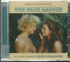 NEW Sealed CD - BLUE LAGOON - Basil Poledouris - Limited Edition