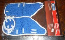 Breyer Blanket & Shipping Boots Blue White NO. 3947 1:12 Miniature Horse Horses