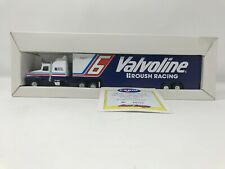 Corgi 1:64 Transporter Limited Edition Valvoline Roush Racing Race Image