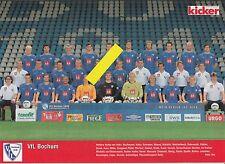 MB VfL Bochum, Saison 2007/08