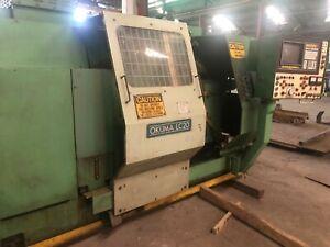 Okuma CNC Turning Machining Center LC20-1SC LATHE