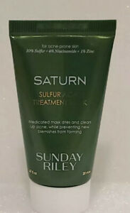 Sunday Riley Saturn Sulfur Acne Treatment  0.67oz (20ml) SEALED |  Exp: 10/2020