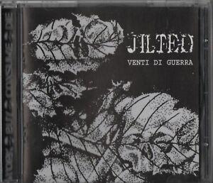 Jilted  - Venti Di Guerra (CD 2013) Italian Crust Wretched Impact Disrupt Thrash