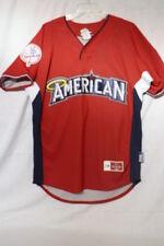 MAJESTIC Minnesota Twins#24 Robinson Cano AmericanLeague 2010 AllStar Jersey-B19