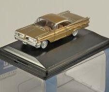 1959 PONTIAC BONNEVILLE COUPE in Copper 1/87 scale model OXFORD DIECAST