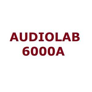 Audiolab 6000A 75W Integrated Amplifier Amp Pre-Amp Phono Optical Bluetooth AptX