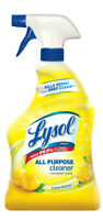 LYSOL All-Purpose Cleaner Spray, Lemon Breeze Scent 40 oz (Pack of 2)