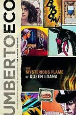 MYSTERIOUS FLAME OF QUEEN LOANA by Emberto Eco  (Hardcover,DJ in new Brodart*)
