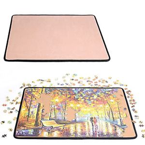 Jigsaw Puzzle Board Puzzle Mat- Ingooood Easy Move Storage Jigsaw Puzzle mat for