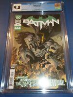 Batman #101 CGC 9.8 NM/M Gorgeous gem Wow