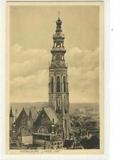 AK Middelburg, Lange Jan, 1920