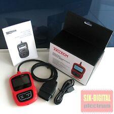 NX200 XXL-Tech OBD Diagnose Scanner komplett in deutsch fast alle KFZ MOTOR +++
