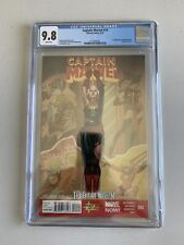 Captain Marvel # 14 CGC 9.8  : First Kamala Khan