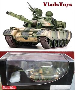 Panzerkampf 1/72 Type 59D Main Battle Tank Chinese PLA Woodland Camo 212186PA