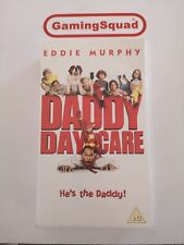 Daddy Day Care VHS Video Retro, Supplied by Gaming Squad