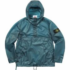Supreme®/Stone Island® Poly Cover Composite Anorak Teal Size Medium M