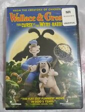 Wallace & Gromit: The Curse of the Were-Rabbit Dvd 2006 Full Screen New Sealed