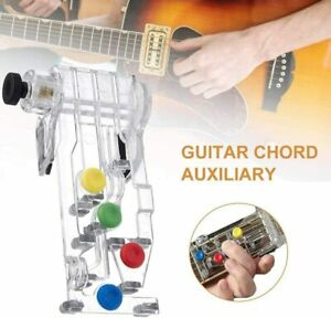 Guitar Teaching Aid Classical Chord Buddy Guitar Learning System Practice Tool