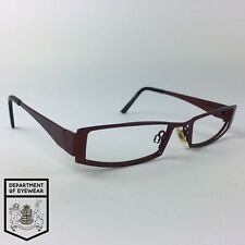 SPECSAVERS eyeglasses MARRON RECTANGLE glasses frame MOD: UNISEX332 24823180