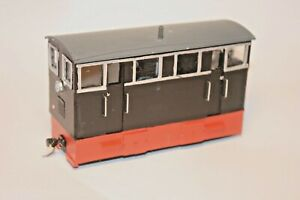 7mm to ft O-16.5 On30 Narrow Gauge freelance scratchbuilt  Diesel Loco Kadee