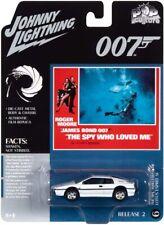 "Johnny Lightning James Bond 007 ""The Spy Who Loved Me"" Lotus Esprit SI JLSP127"